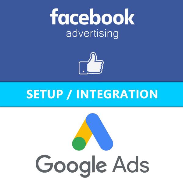 Facebook Ads Google Ads Setup and Integration