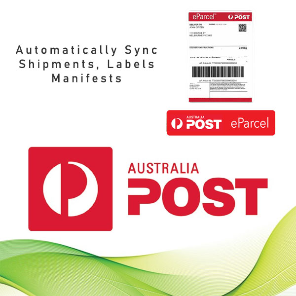 Auspost eParcel Integration